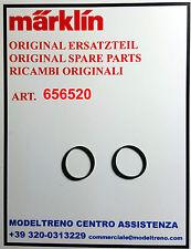 MARKLIN  656520  CERCHIATURE ADERENZA - HAFTREIFEN -  RUBBER TIRES  (2 ST.)