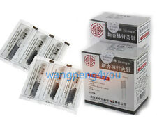 Disposable acupuncture sterile needles with tube single use 500 1000 1500 pcs