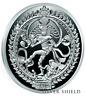 2017 1oz .999 Silver Shield - Death Of The Dollar #8 - NATARAJA DOLLAR - BU