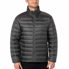 NWT Marmot Men's Azos Duck Down Jacket Winter Puffer Size XXL Grey 700 Fill NEW