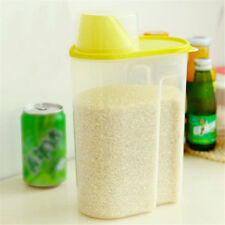 2.5L Kitchen Food Cereal Grain Bean Rice Storage Box Container Box Case Cheap