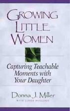 Donna J Miller - Growing Little Women (1997) - Used - Trade Paper (Paperbac