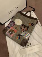 84004bd1fa4a GUCCI x Courrier Waltz Backpack Knapsack Limited edition of 50 Rare From  JAPAN
