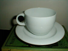 Block Spal Portugal Gerald Gulotta PORTO WHITE Saucer Only_NO CUP (DB5)