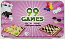 Spielesammlung Reisespiele 99 Spiele Klassiker Set Brettspiele Konvolut Kinder