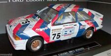 SUNSTAR 1/18 escala - 4966 Ford Escort MK3 RS1600I #75 marca Goddard 1988 BTCC