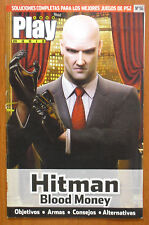 Guía para Hitman: Blood Money (PS2 PS3 Xbox 360 PC) objetivos, armas, consejos