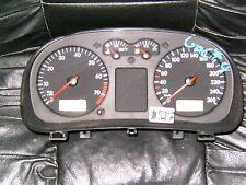 VW GOLF 4 Tachimetro Strumento Combinato 1jo919881b cluster Clocks Speedo cabina di pilotaggio