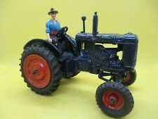 vintage britains fordson major lead tractor very nice example