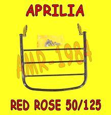 SET PORT PARCELLES CHROME ACCESSOIRES ORIGINAL APRILIA ROUGE ROSE 50/125 5010017