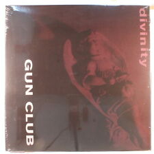 GUN CLUB: Divinity LP Sealed (Spain, reissue) Rock & Pop
