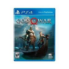God of War PS4 videojuego Físico para Sony PlayStation 4 de Santa Monica Studio