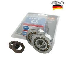 Bearings STAGE6 And Oil Seals C4 Polymer Piaggio 50 Storm 1994-1997