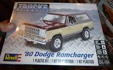 REVELL Dodge Ramcharger 1/24 Model Car Mountain  FS