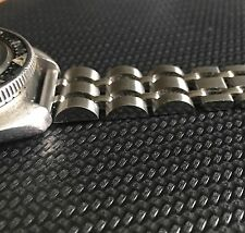 19mm vintage Beads of Rice watch band compatible with Seiko 6105 divers 1970s