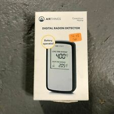 Corentium Home Radon Detector by Airthings 223 Portable, Lightweight, Easy-to-Us
