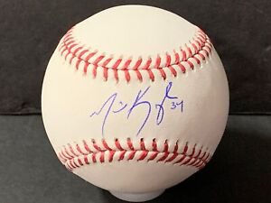 Michael Kopech Chicago White Sox Autographed Signed MLB Baseball