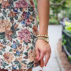 Zara Short Tapestry Skirt Size MEDIUM BNWT