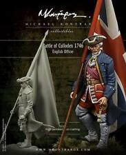 Michael Kontraros Collectibles Mortal Enemies series British Officer 1746 75MM