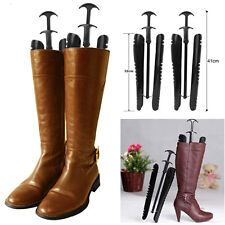 5X Home, Furniture & DIY Shoe Trees Men Women Shoe Tree Stretcher Boot Holder Shaper Automatic Support R3E1