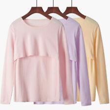Hauts et chemises maternités roses pour femme