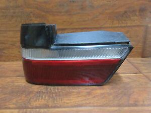 Koolzap For 97-98 Escort Tracer Sedan Taillight Taillamp Brake Light Lamp Left Driver Side L