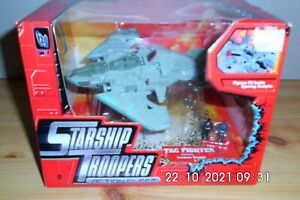 """Galoob Toys ACTION FLEET """"TAC - FIGHTER"""" aus STARSHIP TROOPERS, NEU in OVP"""