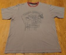 #2902-8 Tommy Bahama Reel 'Em Inn Retro Graphic T-Shirt M