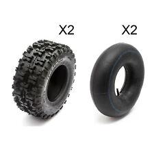 Rear Tyre 13 x 5.00 - 6 Knobbly x 2   Inner Tube x 2 Drifter Midi Electric Quad