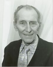 Peter Cushing - Signed A4 Laminated Reproduction Poster