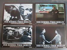 DER HIMMEL ÜBER BERLIN - 12 Aushangfotos - Wim Wenders - Bruno Ganz, Peter Falk