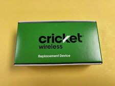 Cricket Icon 2 - Marine Blue - 16GB (Cricket Wireless) - REPLACEMENT DEVICE