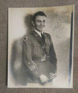 Good Vintage ROTC photograph