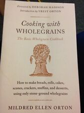 Cooking with wholegrains   free postage (books 4)