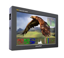 "Lilliput 7"" Q7 Pro 1920x1200 3G-SDI HDMI in/out FHD Monitor w/ 3D Lut F970 LPE6"