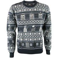 Men's Sweater Jumper Pullover For Winter-Doctor Who BBC TARDIS Daleks By Lovarzi
