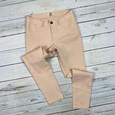 BB Dakota Mattox Legging Jeans Size 26 Womens Pink Skinny Jegging BC13831 *STAIN