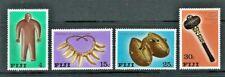 Fiji 1978, Fijian Artifacts sg556/9 MNH