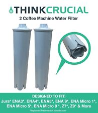 2 REPL Jura Clearyl Coffee Machines Blue Water Filters Part # 67879