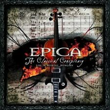 Classical Conspiracy - 2 DISC SET - Epica (2009, CD NUOVO)