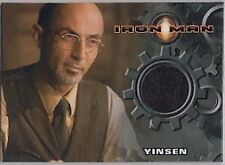 IRON MAN MOVIE COSTUME INSERT SHAUN TOUB YINSEN VEST