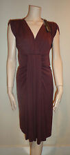 atmosphere PRIMARK Grape color knee length Summer dress US Sz 12 Eur Sz 40 NWT