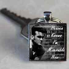 Morrissey keyring Smiths Keyring Lyrics Handmade in the UK by Dandan Designs