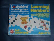 "Peter Pan ""Ladybird, Learning Numbers"" Dominoe Game"