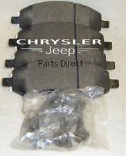 NEW CHRYSLER DODGE/ASPEN FRONT BRAKE PADS 05143350AC