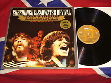 CREEDENCE CLEARWATER REVIVAL - chronicles 2LP 1976  BELLAPHON BLS 5532