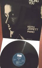 KEITH JARRETT Facing you - LP- Ecm 1017 ST