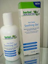 Herbal Skin Doctor capelli via naturale Gel Emolliente/Capelli INIBITORE 100mls NUOVO CON SCATOLA