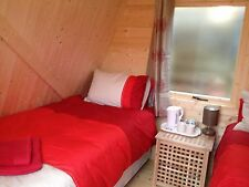 Glamping at the foot of Snowdon - Camping Pod voucher 1 night luxury bedding