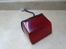 Suzuki 500 GS GS500 Used Rear Tail Light Unit 1993 SB80